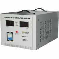 Стабилизатор напряжения однофазный FORTE IDR-8kVA